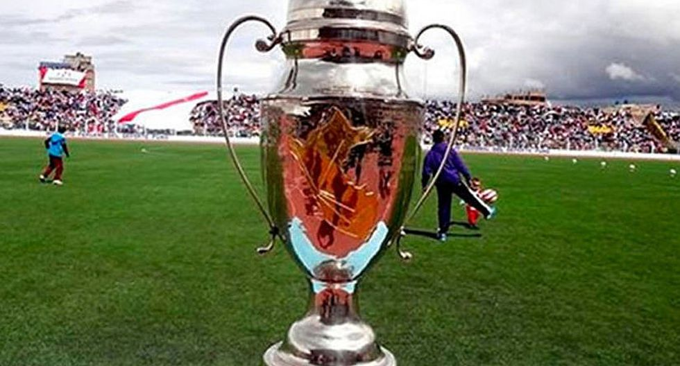 Copa Perú se juega en tres ligas