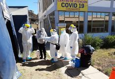 24 personas se encuentran en UCI en hospitales de la región Puno
