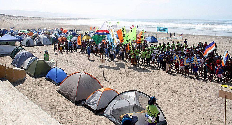 Ilo: Rescatan del mar a profesor y estudiante en campamento adventista