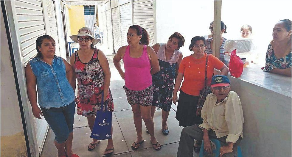 Roban hasta S/10,000 en mercadería de stand en mercado de Las Brisas