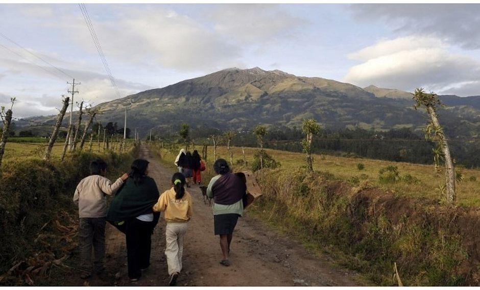 Sismos en volcán Galeras dejan dos muertos en Colombia