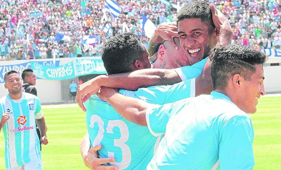 Alianza Atlético golea 8 a 0 a Willy Serrato en su regreso al Campeones del 36
