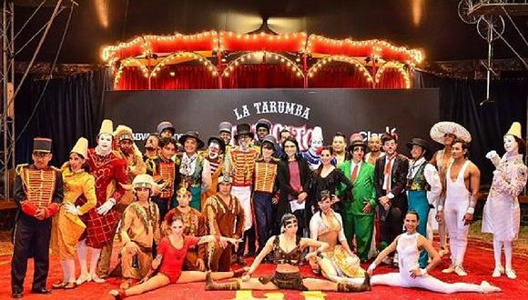 'La Tarumba' presenta espectáculo con danzas de las tres regiones del Perú [VÍDEO]