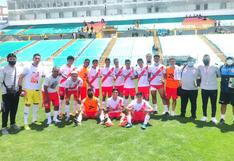 Alfonso Ugarte apabulló 8-0 a Athletico Maldonado