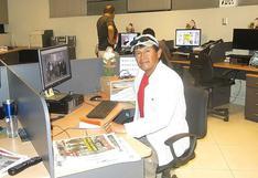Reconocen a redactor de Correo Tacna por 20 años de servicio