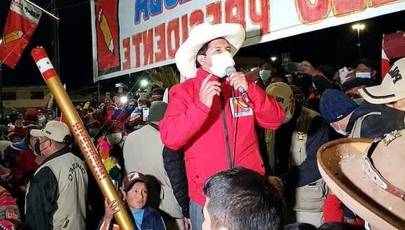 Autoridades no dieron permiso para encuentro de Perú Libre con sus simpatizantes en la Plaza Túpac Amaru de Cusco