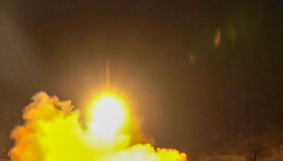 Dos cohetes golpean la Zona Verde de la capital iraquí: fuentes de seguridad. (Foto referencial: AFP)