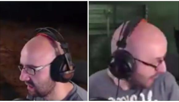 Facebook: hombre se lleva gran susto con videojuego de terror (VIDEO)