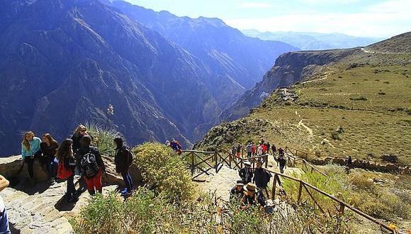 40% de guías turísticos son informales en Arequipa