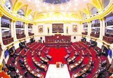 Semana de representación en el Congreso inicia este lunes 26 de octubre
