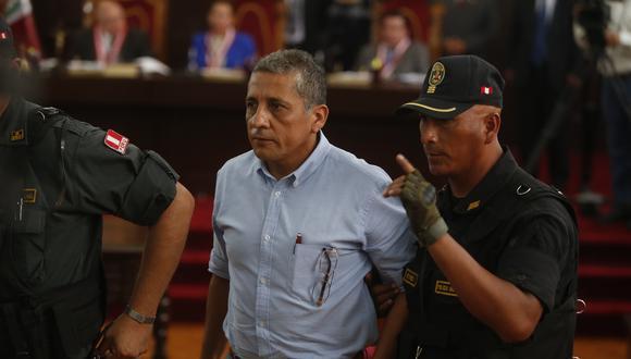 Antauro Humala fue candidato al Congreso por Avanza País en 2006. (Foto: GEC)
