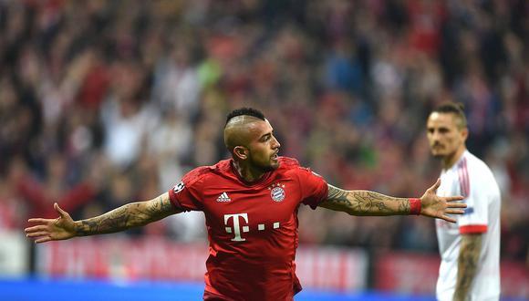Champions League: Bayern Munich derrota al Benfica