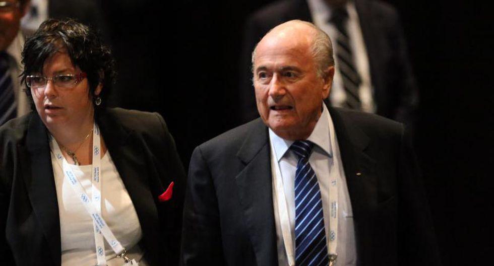 Blatter afirmó que darle a Catar mundial 2022 pudo ser un error