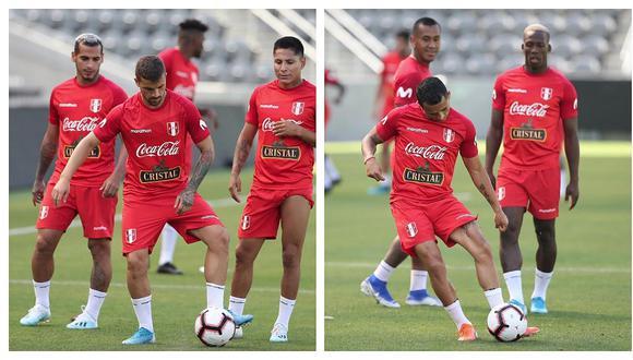 Selección peruana: Ricardo Gareca hace énfasis en la definición