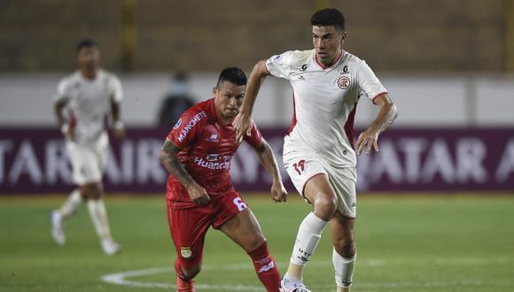 Sport Huancayo y UTC se vuelven a enfrentar a nivel internacional. (Foto: AFP)