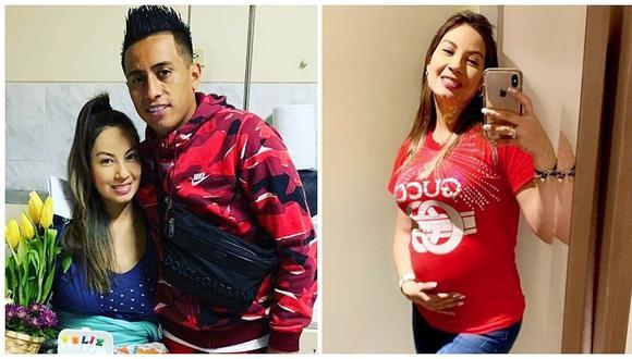 """Esposa de Christian Cueva tras nacimiento de su hija prematura: """"Juntas lo lograremos"""" (FOTO)"""
