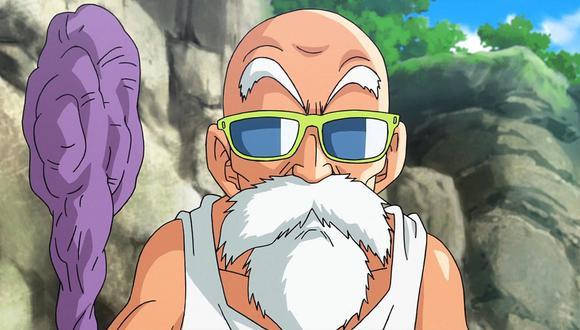 """""""Dragon Ball Super"""": denuncian al 'Maestro Roshi' por tocamientos indebidos (FOTO)"""