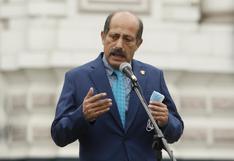 Comisión de Ética investigará a Héctor Valer por sus expresiones sexistas