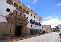 Reabren antiguo Hotel Cusco para convertirlo en centro de vacunación (FOTOS)