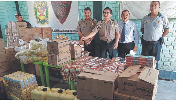 Decomisan S/ 16,000 en contrabando