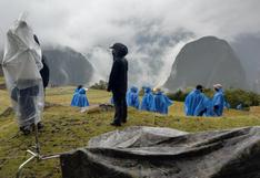 Fuerte lluvia impide grabación de Transformers en Machu Picchu (VIDEO)