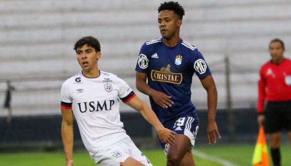Sporting Cristal y San Martín fueron los ganadores del Grupo B y A, respectivamente. (Foto: Liga de Fútbol Profesional)