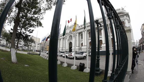 """El proyecto de Perú Libre señala que en el caso peruano """"no se aprecian notorios esfuerzos"""" en los últimos 20 años para abordar el problema de la desigualdad remunerativa en el establecimiento de escalas salariales en el sector público. (Foto: Francisco Neyra / GEC)"""