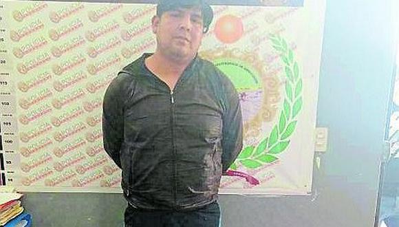 Detienen a requisitoriado por violación a una menor en Trujillo