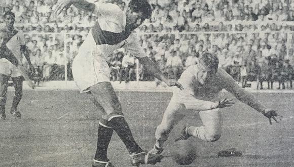 Selección peruana: A 60 años del 4-1 a Inglaterra en el Nacional