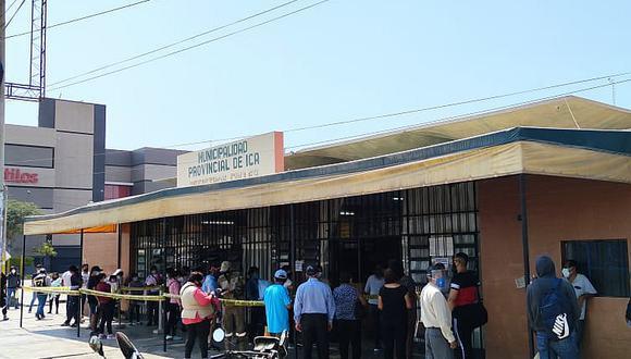 Ciudadanos se quejaron por mala atención en oficinas de registro civil