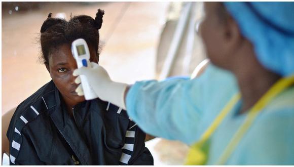 Detectan dos posibles casos de ébola en Guinea, anunció la OMS. (Foto referencial: AFP)