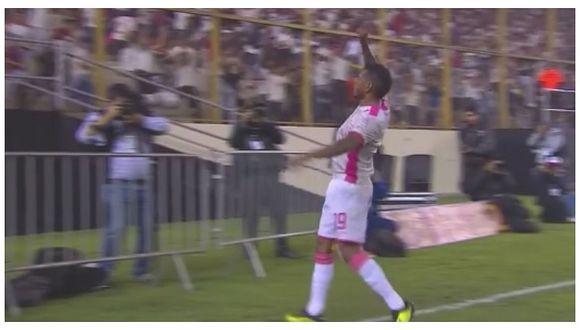 Universitario: Alberto Quintero anotó el gol del empate ante Sporting Cristal (VIDEO)