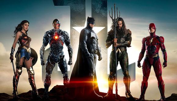 Superman regresa en la nueva imagen de Justice League (FOTO)