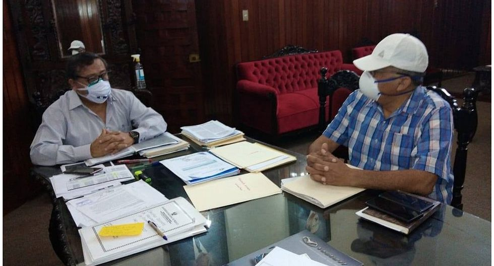 UNT y municipalidad de El Porvenir unen esfuerzos en la lucha contra COVID-19