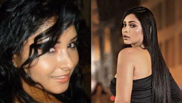 Magaly Medina muestra el 'antes y después' de Pamela Franco