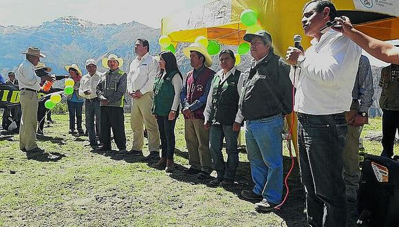 Ministro de Agricultura confirma que presa de Quebrada Honda no es viable