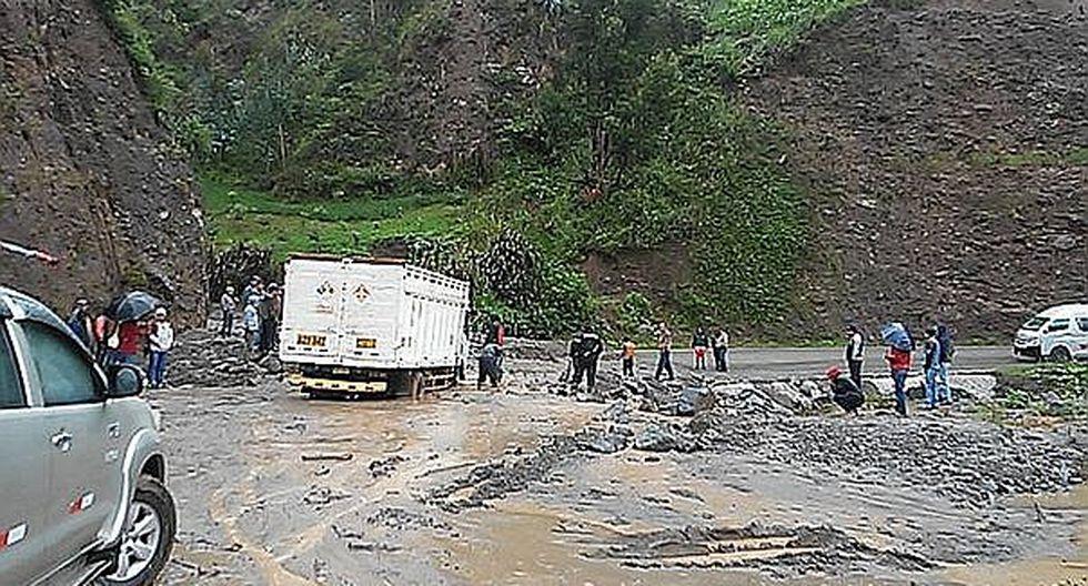 COEN: lluvias afectaron 312 carreteras a nivel nacional durante marzo
