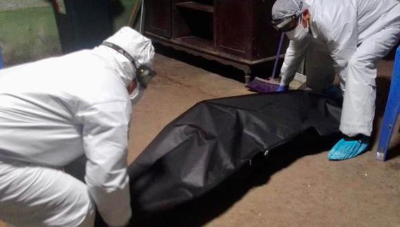 Esto debido a que las brigadas de recojo de cadáveres por protocolo y normativa no les permiten realizar el velatorio (Foto: Geresa Lambayeque)