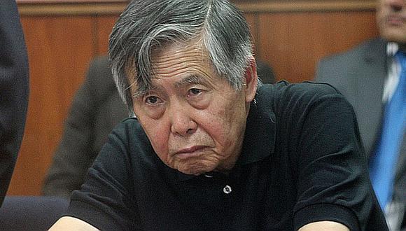 Ordenan examen médico a Alberto Fujimori tras permanecer más de 100 días en clínica