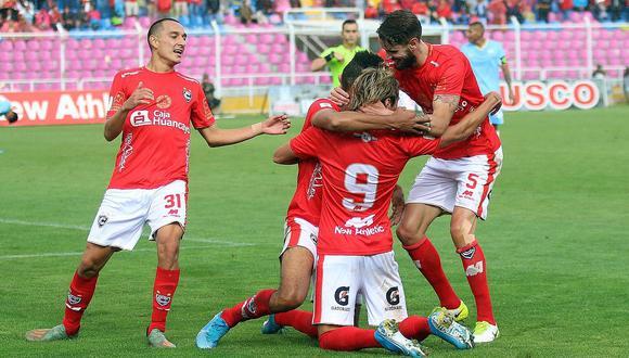Cienciano voltea el partido y termina goleando 5-2 al Llacuabamba en Cusco (FOTOS)