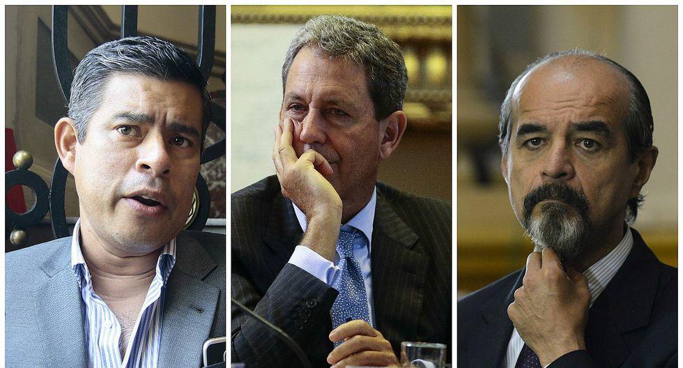 Congresistas afirman que esperan renuncia del ministro Thorne (VIDEO)