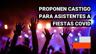 Chile: ministro del Interior propone que asistentes a fiestas cuiden de los enfermos en plena emergencia sanitaria