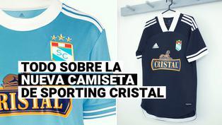 Sporting Cristal presentó la nueva camiseta que usará en la temporada 2021