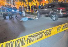 La Libertad: Autoridades se reunirán de emergencia por asesinatos
