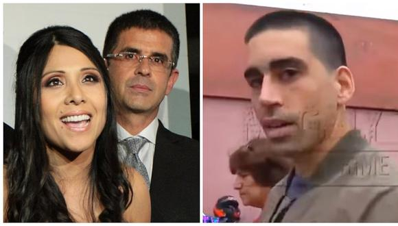 Javier Carmona: así reaccionó su hijo al ser consultado por el litigio con Tula Rodríguez (VIDEO)
