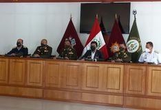 Reconocen a personal del Ejército Peruano por su trabajo con Operación Tayta