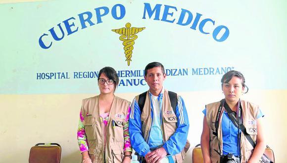 Médicos brindan atención especializada