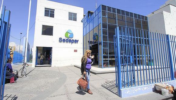 Municipios de Arequipa adeudan S/ 11 millones a Sedapar por el servicio de agua