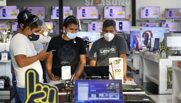 Las ventas de electrodomésticos alcanzarían los S/ 800 millones durante la campaña de Fiestas Patrias este año. (Foto: Eduardo Cavero / GEC)