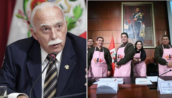 """Carlos Tubino sobre mandiles rosados: """"no es un tema que debamos aplaudir"""""""